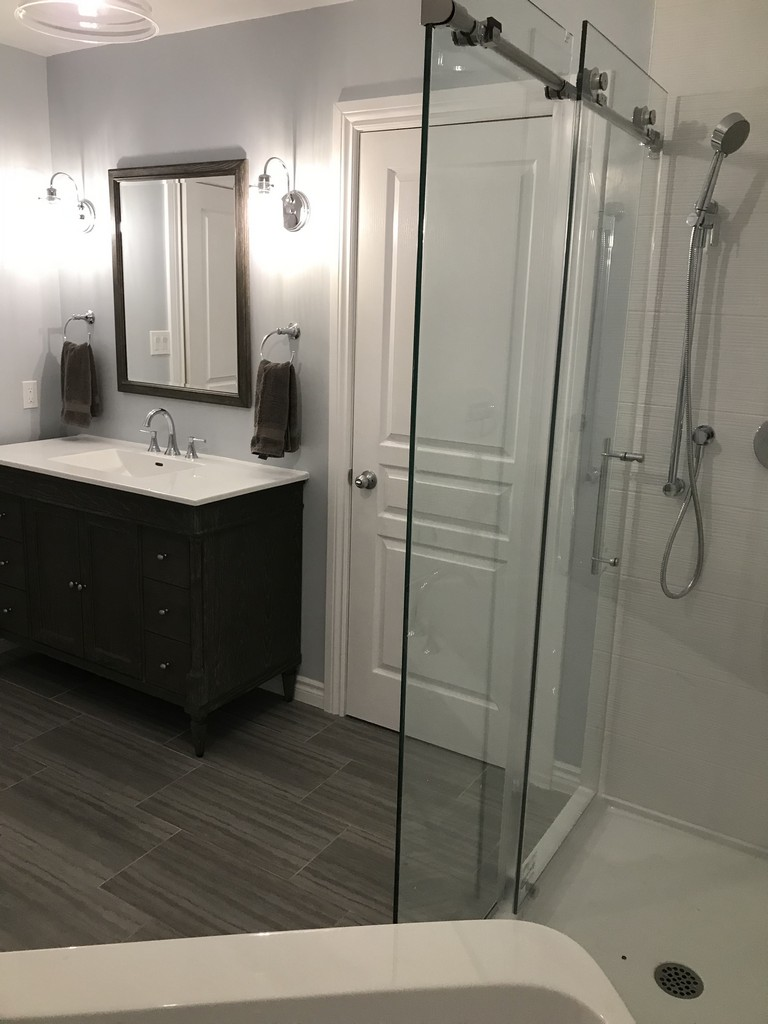 Brantford Bathroom Renovation