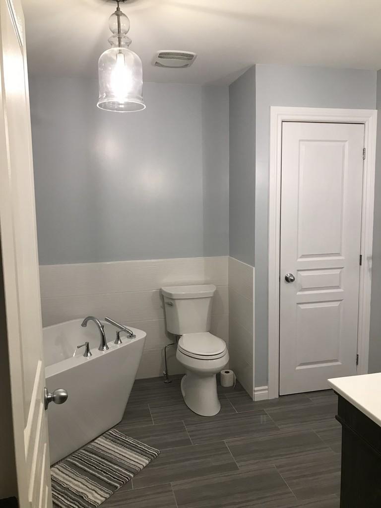 Brantford Bathroom Renovation
