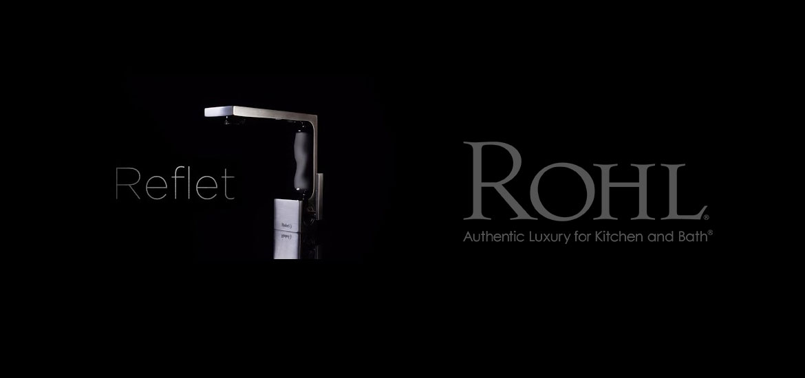 House of Rohl's New Reflet Collection